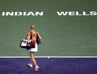 Sharapova verliert erneut gegen Pennetta