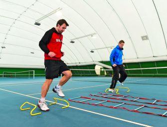 """Training mit Nicolas Kiefer: """"So mache ich euch fit!"""""""