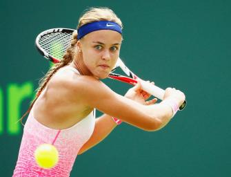 Schmiedlova gewinnt ersten WTA-Titel