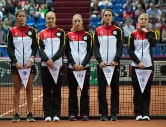 Fed Cup: DTB-Team verpasst Endspiel
