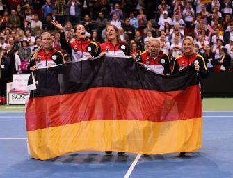 Fed Cup-Halbfinale: In Sotchi zählt nur der Sieg!