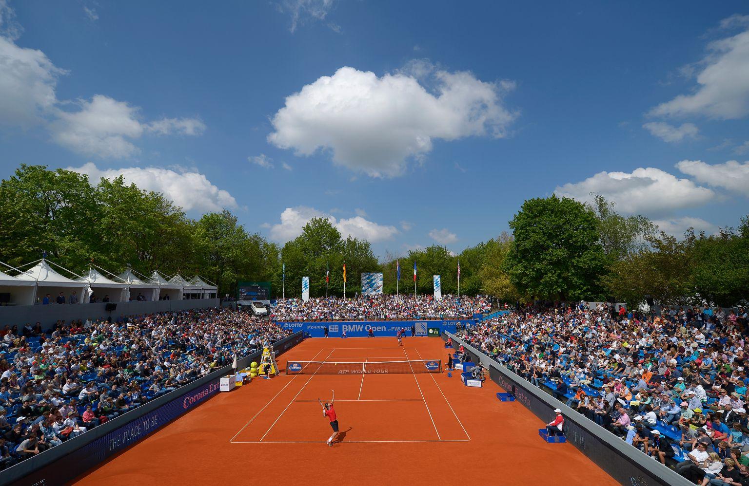 Bmw Open München