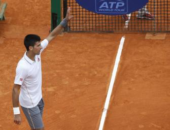 Monte Carlo: Djokovic deklassiert Cilic