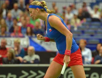 Titelverteidiger Tschechien erneut im Fed Cup-Finale