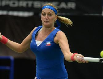 Fed Cup: Safarova und Kvitova bringen Tschechien in Führung
