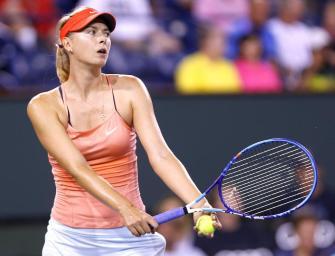 Sharapova verliert schon im Achtelfinale