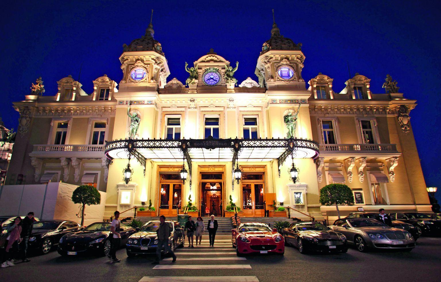 Casino Monte Carlo Eintritt