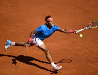 Madrid: Rafael Nadal erneut im Finale
