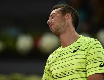 Kohlschreiber verliert erneut gegen Murray – Matchball um drei Uhr morgens