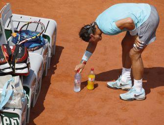 Die Macken der Tennisstars