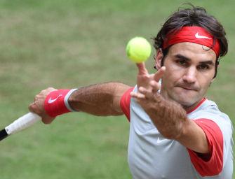 """Gerry Weber Open: """"Mit Federer in eine neue Ära"""""""