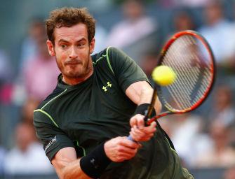 Nach Absage in Rom: Andy Murray träumt vom Paris-Titel