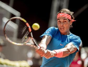 Madrid: Titelverteidiger Nadal im Halbfinale
