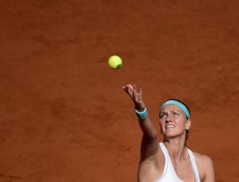 Wimbledonsiegerin Kvitova siegt in Madrid