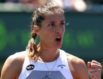 Petkovic trotz Erkrankung neue Nummer neun im Ranking