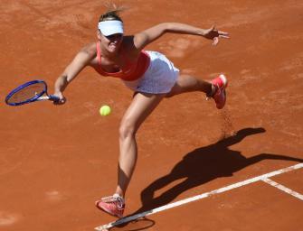 Sharapova nach Rom-Sieg wieder die Nummer zwei
