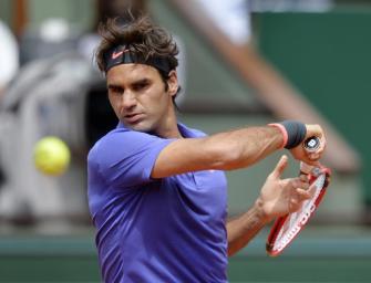 """""""Unberühmter"""" Federer siegt problemlos"""