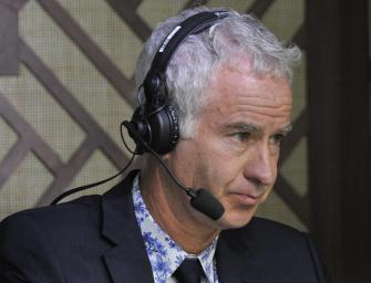 """McEnroe lobt Becker: """"Es tut Djokovic gut, Boris im Team zu haben"""""""