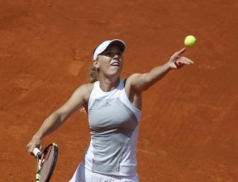 Wozniacki glaubt an Grand-Slam-Titel