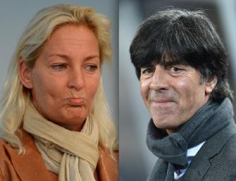 Editorial: Barbara Rittner wie Joachim Löw