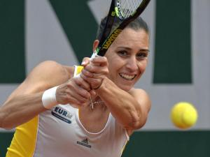 Sharapova verliert, dafür steht Muguruza erneut erneut im Viertelfinale