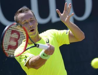 Philipp Kohlschreiber verpasst Halbfinale in Stuttgart
