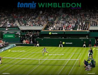 Das große Wimbledon-Special von tennis MAGAZIN!