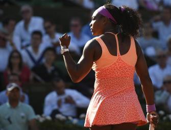 Williams im Finale der French Open gegen Safarova