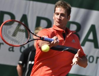 Mayer scheitert als letzter Deutscher im Viertelfinale an Federer