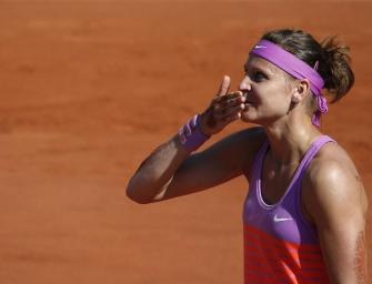 French Open: Safarova auch im Doppelfinale