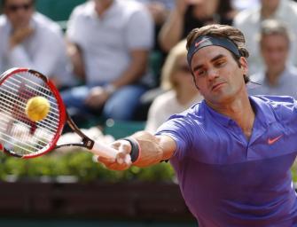 Halle: Federer im Viertelfinale gegen Mayer