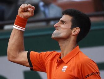 Djokovic im Finale der French Open gegen Wawrinka