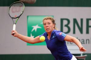Anna-Lena Friedsam steht erstmals in den Top 100.