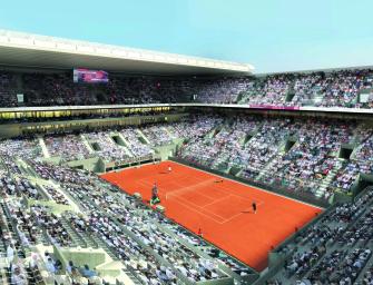 French Open: Die Umbaupläne von Paris
