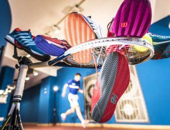 10 Sandplatzmodelle im Tennisschuh-Test