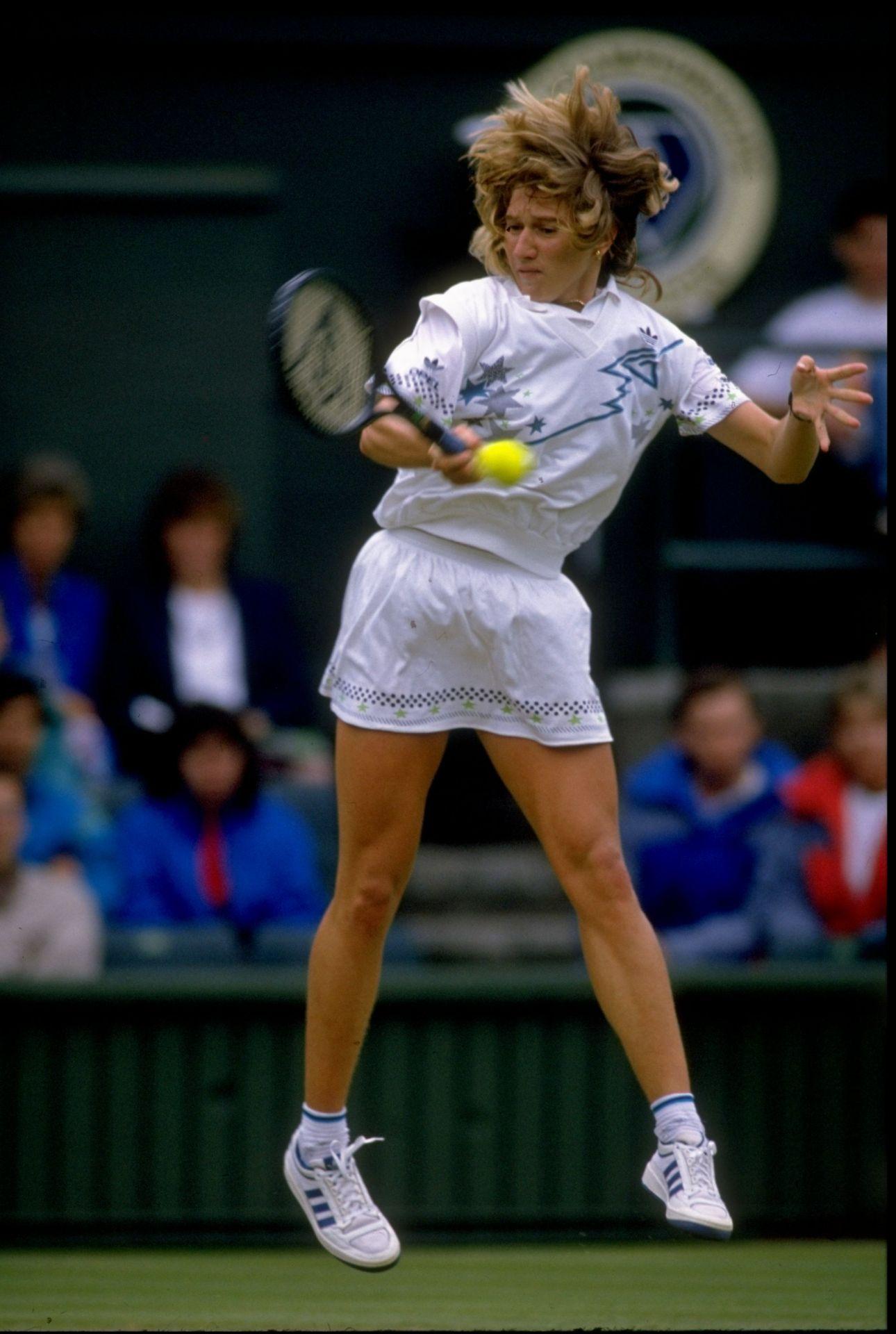 Wimbledon Steffi Graf
