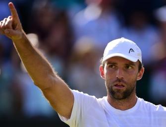 Ivo Karlovic bricht Altersrekord in Wimbledon