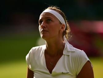 Titelverteidigerin Petra Kvitova scheitert in Runde drei