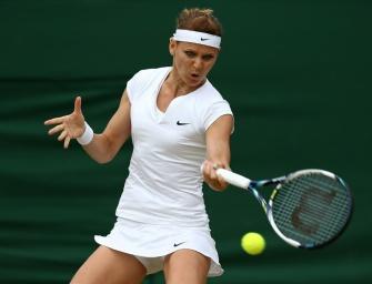 Wimbledon: Paris-Finalistin Safarova fliegt im Achtelfinale raus