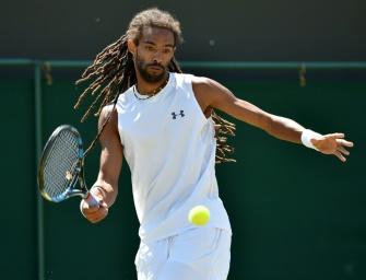 Zwei Tage nach Wimbledoncoup über Nadal: Brown scheitert in Runde drei