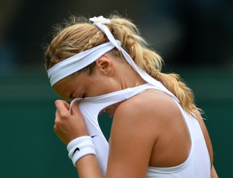 Alle Deutschen raus! Auch Lisicki scheitert in Wimbledon