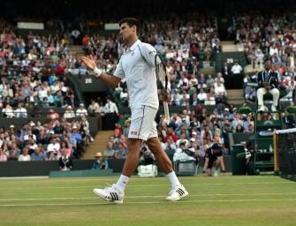 Djokovic muss gegen Anderson in die Verlängerung: Fortsetzung am Dienstag