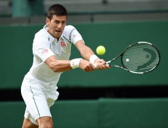 Djokovic und Wawrinka bleiben in Wimbledon ohne Satzverlust