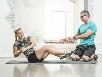 Training mit Mike Diehl: So werden Tennisspieler fit!
