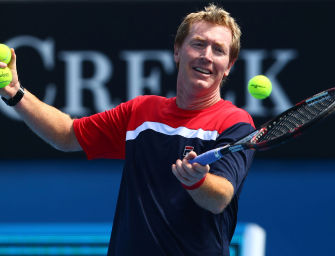 "Interview Mark Woodforde: ""Kyrgios kann Majors gewinnen!"""