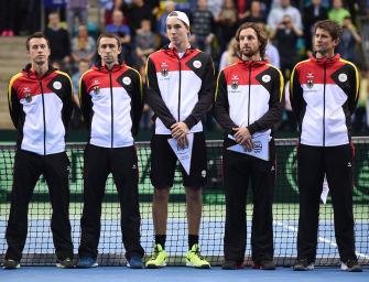 Davis Cup-Relegation: DTB-Team muss in die Dominikanische Republik