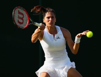 Wimbledon: Andrea Petkovic scheitert erneut in Runde drei