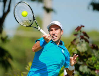 Davis Cup: Kasachstan vor erstem Halbfinal-Einzug