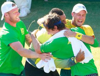 Australien im Davis Cup-Halbfinale: Das Wunder von Darwin