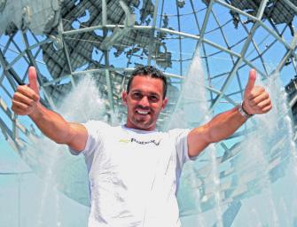 Victor Estrella Burgos: Aufstieg in eine neue Welt